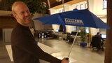 Webton paraplu_