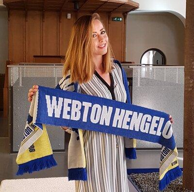 Webton sjaal